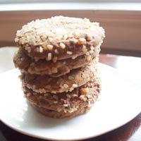 Keah's Triple Ginger Cookies